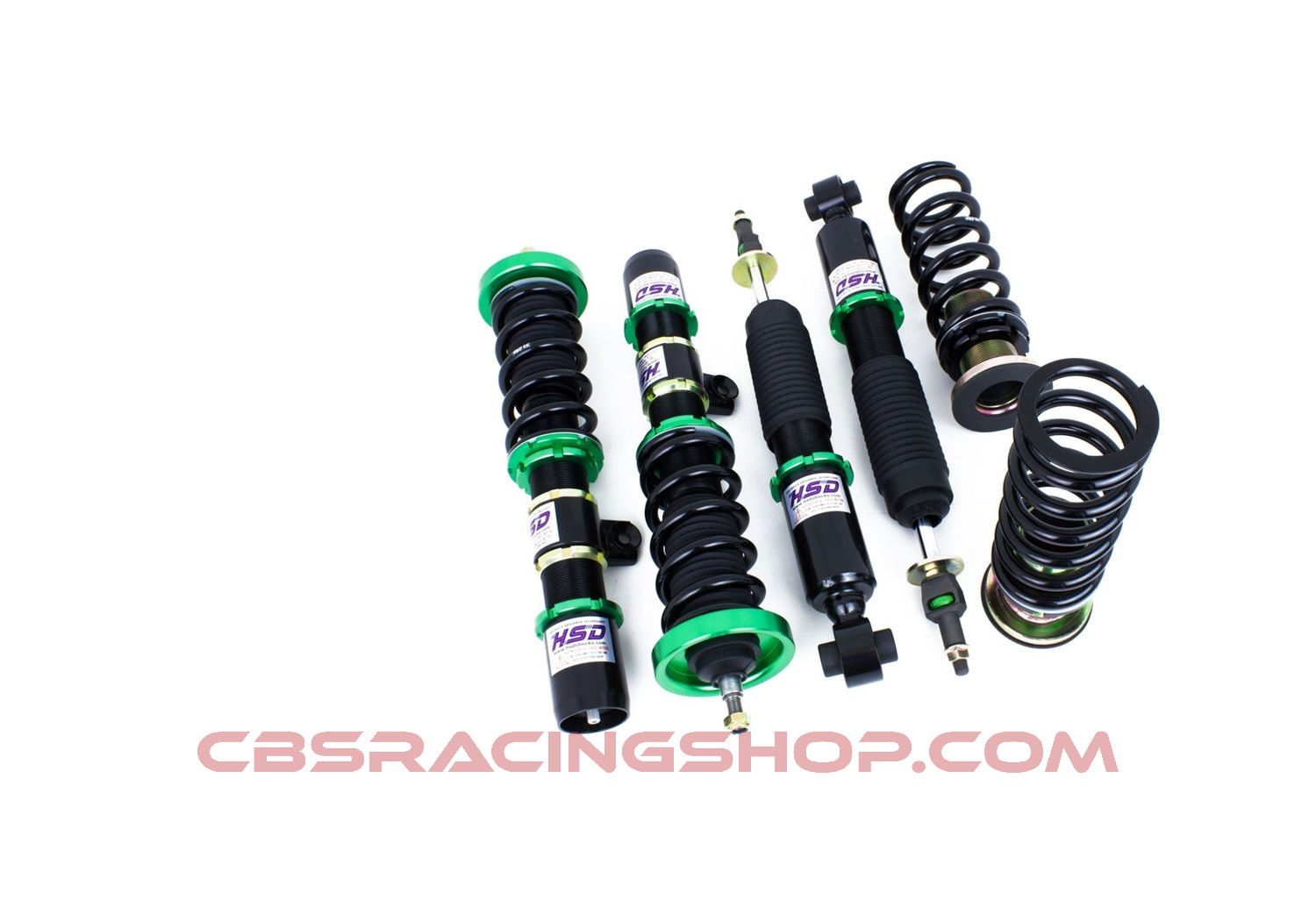 Picture for category Coilovers, Shocks & Springs