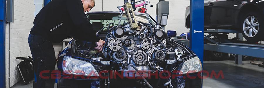 4.3L 3UZ-FE V8 - IS200 Engine Swap