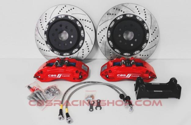 """""""FRONT"""" CBS Racing Big Brake Kit 6 Piston"""