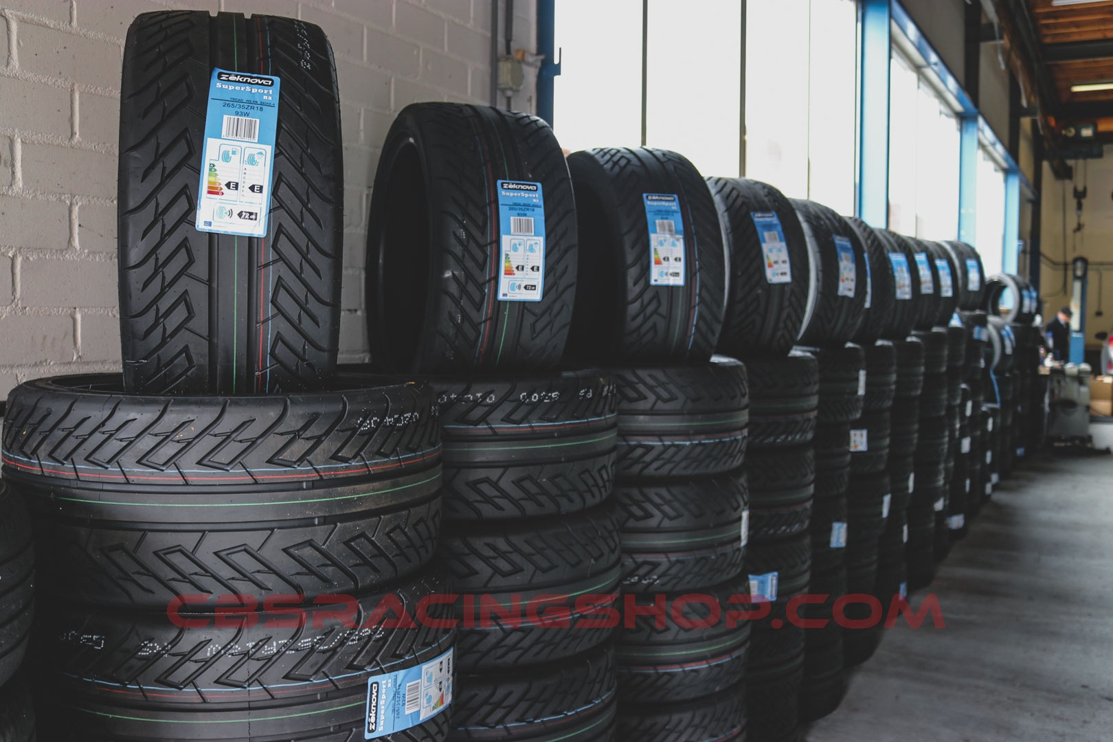Picture for category Zeknova Tires