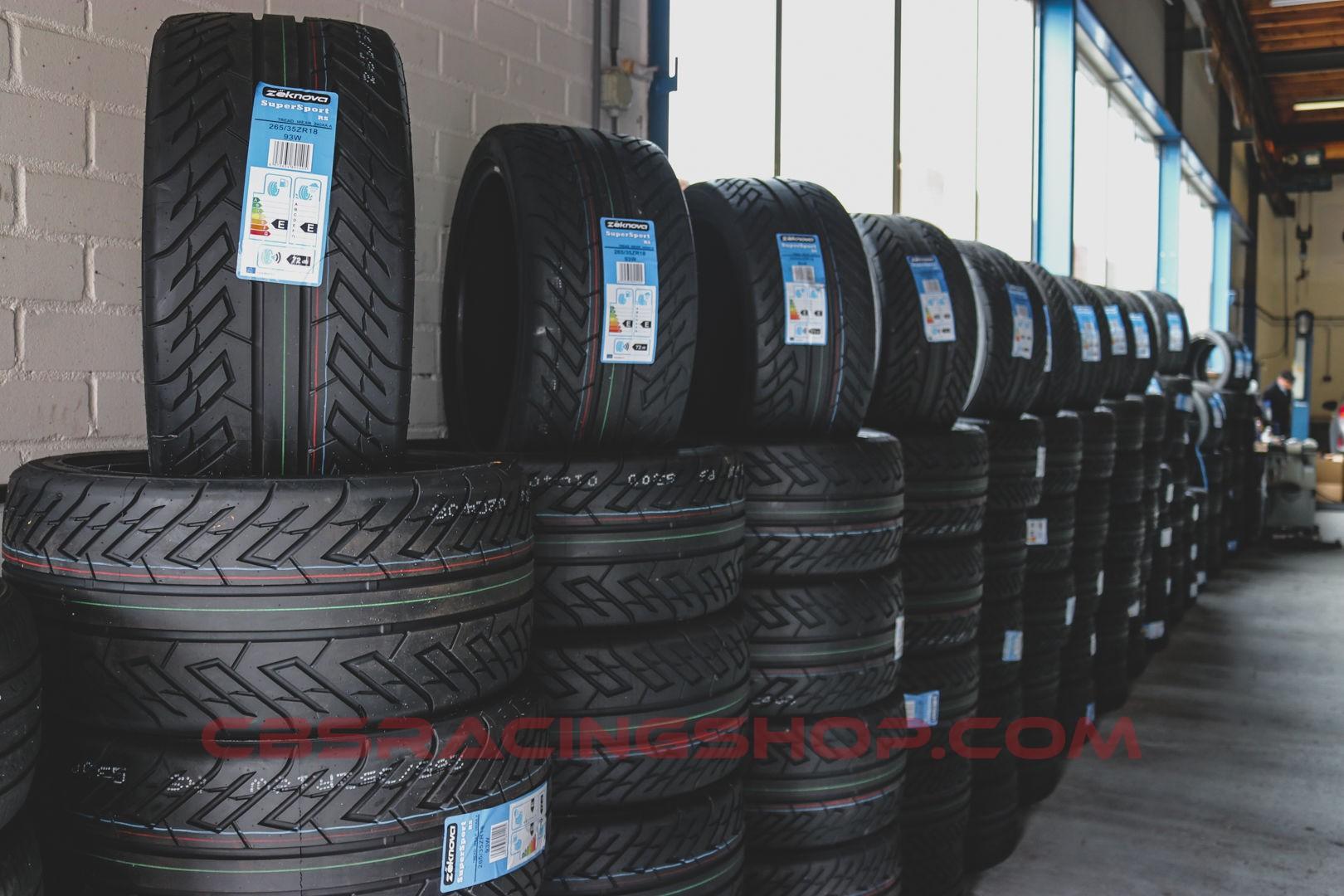 Bild für Kategorie Zeknova Tires