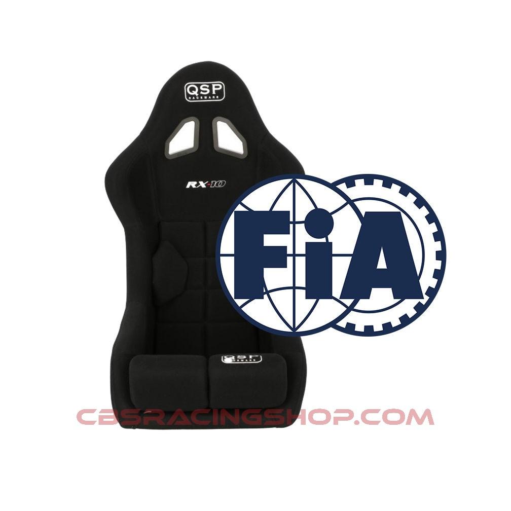 Afbeelding voor categorie FIA Homologated Seats