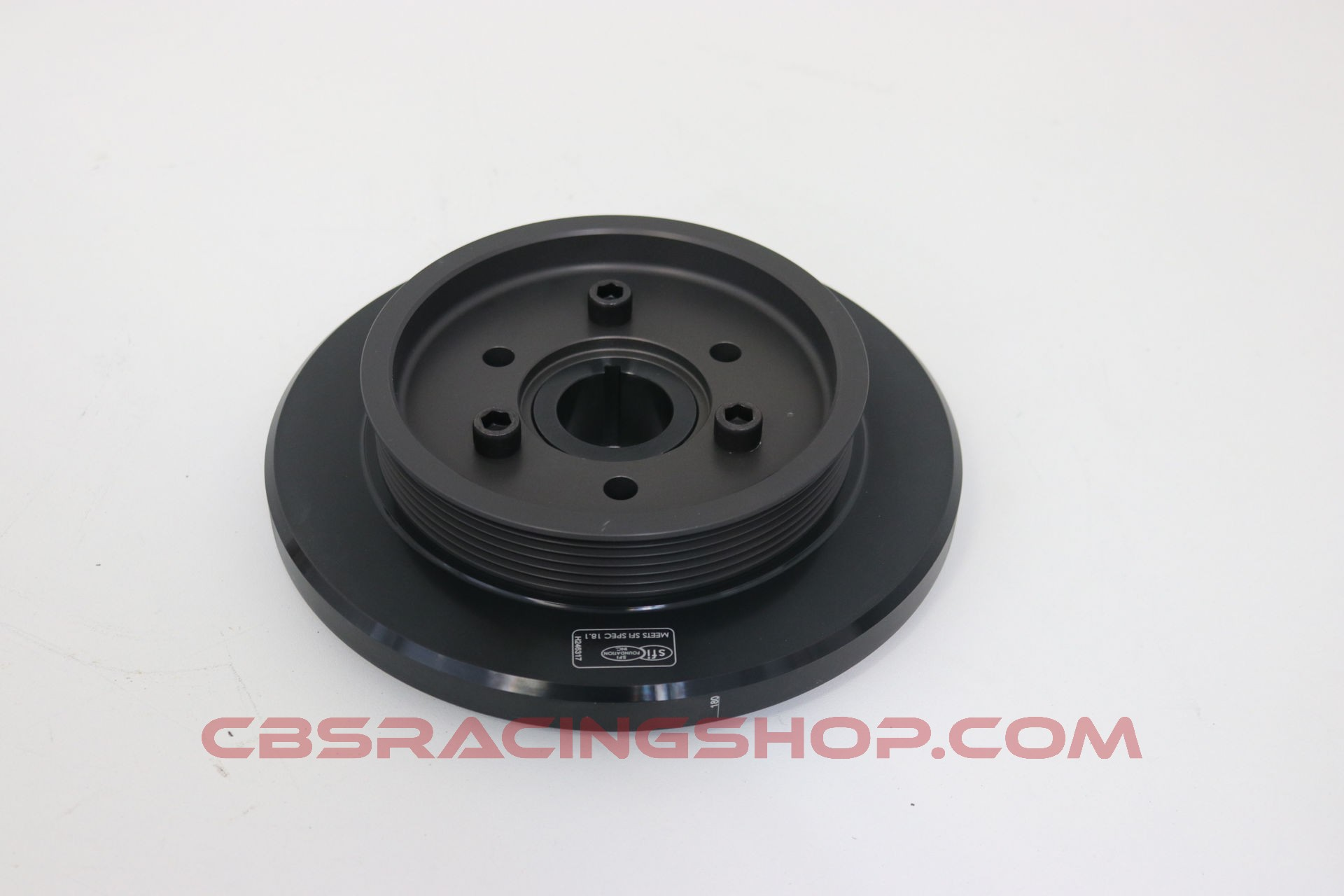 Picture for category Crankshaft Damper