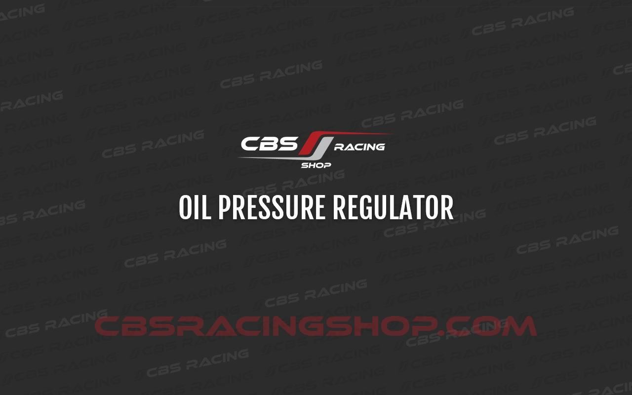 Bild für Kategorie Oil Pressure Regulator