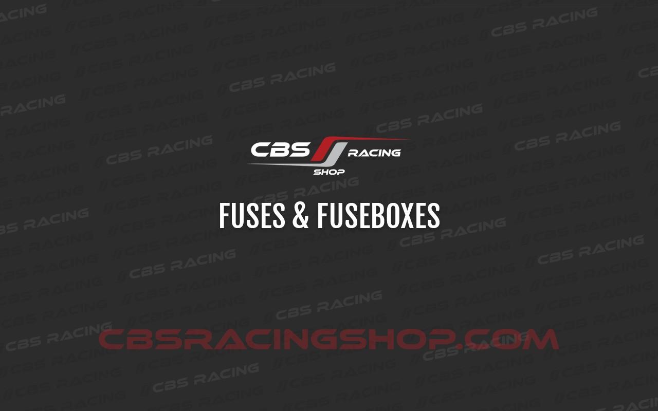 Afbeelding voor categorie Fuses & Fuseboxes