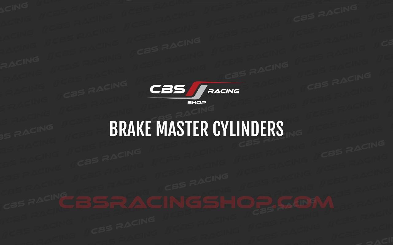 Bild für Kategorie Brake Master Cylinders